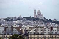 A View of Sacre Coeur