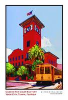 Cuesta Rey Cigar Factory, Ybor City, Tampa, FL