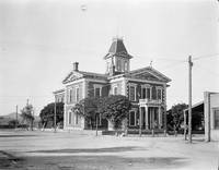 Vintage view of the Cochise County Courthouse