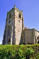 St Andrew's Church, Cubley, Derbyshire (17550-RDA)
