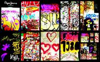 Barcelona Graffiti Wall