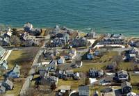 Shore Rd. Aerial at Chatham, Cape Cod