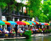 A Riverwalk Cafe