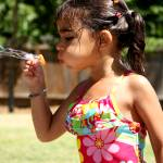 Blowing Bubbles by Jacque Alameddine