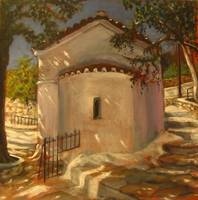 skiathos Church