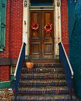 Door on Broadway, Jim Thorpe PA