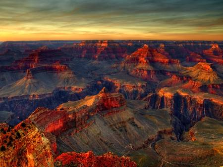 Grand Canyon by Sebastien Mamy