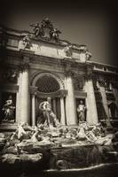 The Ghosts of Trevi Fountain