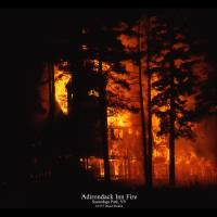 Adirondack Inn Fire 2 Art Prints & Posters by Daniel Hodlin