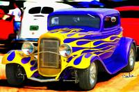 street rod by sachse