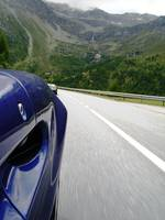 Lotus Elise In The Alps