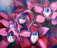 Orchid Crowd