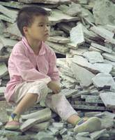 Girl-in-the-rubble-Guangzhou-1995