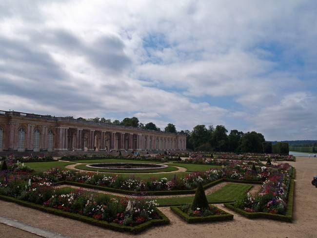 Fantastic gardens at Versailles