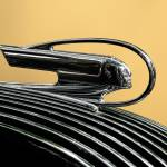 1936 Pontiac Hood Ornament by James Howe