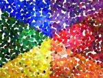 color wheel dots