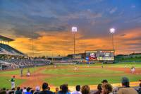 Albuquerque Isotopes Park HDR