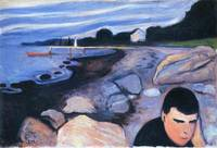 Edvard Munch Painting 5
