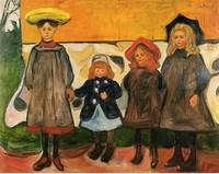 Edvard Munch Painting 17