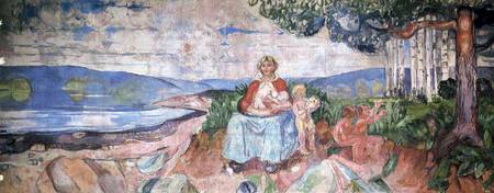 Edvard Munch Painting 42