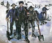 Edvard Munch Painting 47