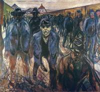 Edvard Munch Painting 48