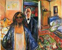 Edvard Munch Painting 54