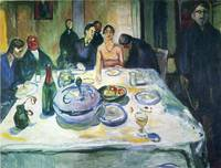 Edvard Munch Painting 58