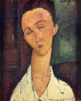 Amedeo Clemente Modigliani Painting 8