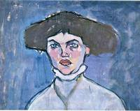 Amedeo Clemente Modigliani Painting 11