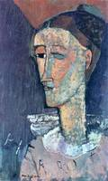 Amedeo Clemente Modigliani Painting 16