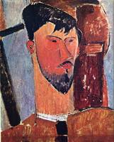 Amedeo Clemente Modigliani Painting 17
