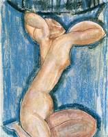Amedeo Clemente Modigliani Painting 25