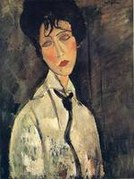 Amedeo Clemente Modigliani Painting 29