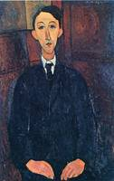 Amedeo Clemente Modigliani Painting 30