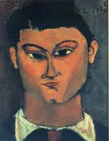 Amedeo Clemente Modigliani Painting 31