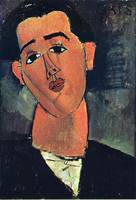 Amedeo Clemente Modigliani Painting 34