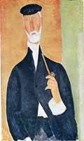 Amedeo Clemente Modigliani Painting 35