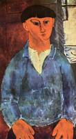 Amedeo Clemente Modigliani Painting 40