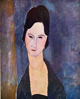 Amedeo Clemente Modigliani Painting 44