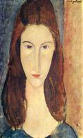 Amedeo Clemente Modigliani Painting 47