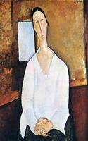 Amedeo Clemente Modigliani Painting 48
