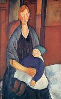 Amedeo Clemente Modigliani Painting 50