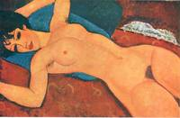 Amedeo Clemente Modigliani Painting 51