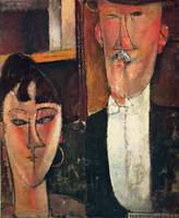 Amedeo Clemente Modigliani Painting 58