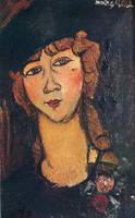 Amedeo Clemente Modigliani Painting 64