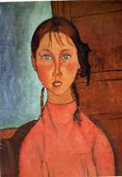 Amedeo Clemente Modigliani Painting 67