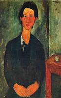 Amedeo Clemente Modigliani Painting 70