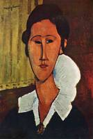 Amedeo Clemente Modigliani Painting 72