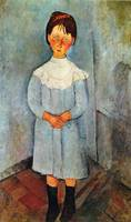 Amedeo Clemente Modigliani Painting 75